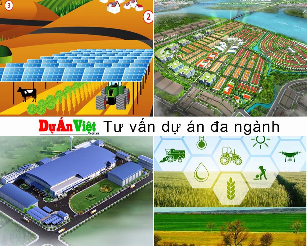 """Dự án Việt – Đơn vị tư vấn viết dự án """"đa ngành"""" nhất hiện nay"""