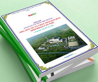 Dự án Việt - Dịch vụ lập báo cáo môi trường