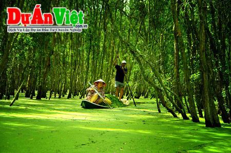 Dự án xây dựng khu du lịch sinh thái cộng đồng Tân Thuận