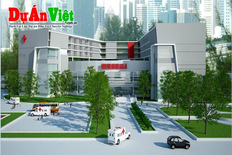Dự án Bệnh viện Đa khoa, nghỉ dưỡng Quốc tế notify