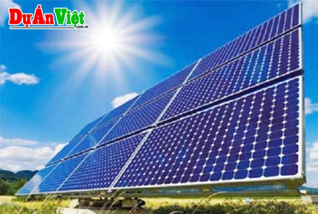 Dự án Nhà máy điện mặt trời Tỉnh Cà Mau