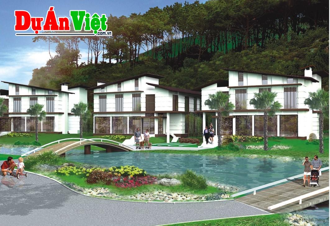 Dự án đầu tư Khu biệt thự Du lịch Nghỉ dưỡng Phước Gia An tỉnh Bà Rịa - Vũng Tàu