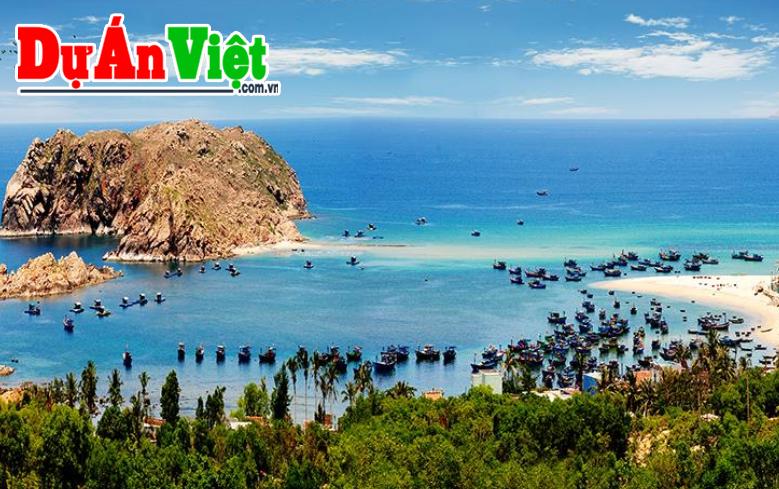 Khu du lịch sinh thái Tân Mỹ Hiệp tỉnh Bình Định