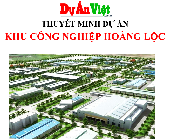 Khu công nghiệp Hoàng Lộc